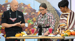 Chef Bill Alexander shows off the best fall-inspired dishes   The Social
