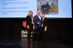Chef Bill Alexander wins Restaurant Canada's Culinary Excellence Award