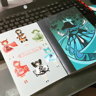 Original Notebook Designs