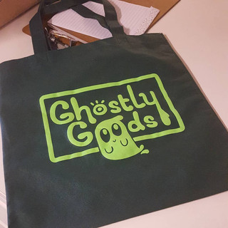 Ghostly Goods Tote