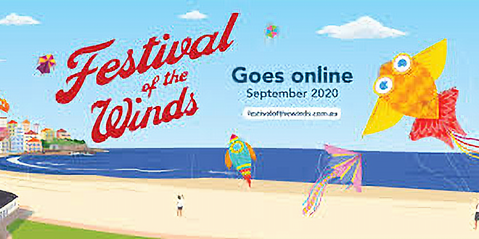 LIVE STREAM: Eishan Ensemble - Festival of the Winds