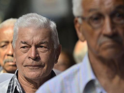 INSS começa a pagar hoje a primeira parcela do 13º dos aposentados e pensionistas