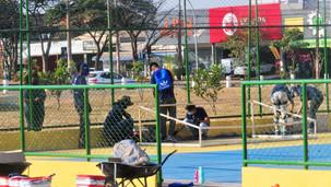 38 espaços públicos são renovados em Ceilândia