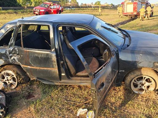Condutor embriagado causa acidente com óbito em Ceilândia