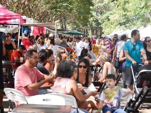 Brasília recebe a 1ª edição do Festival no Parque cultura, gastronomia e lazer