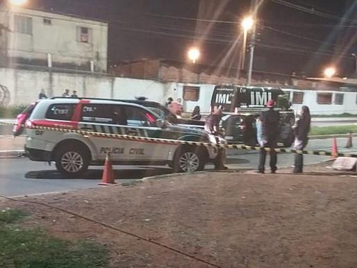 Homem morre a caminho do hospital após ser baleado em Ceilândia