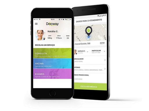 Cinco aplicativos de saúde que vão facilitar a sua vida