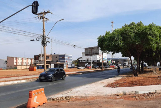 Semáforos no cruzamento do Setor O, em Ceilândia serão ligados na próxima sexta (17)
