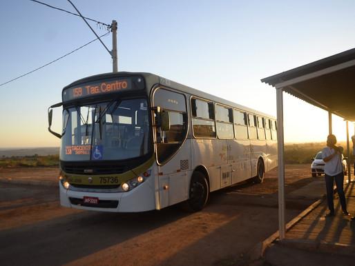 Oferta de ônibus é ampliada no Sol Nascente