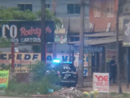 Duas pessoas são assassinadas em menos de 24 horas em Ceilândia