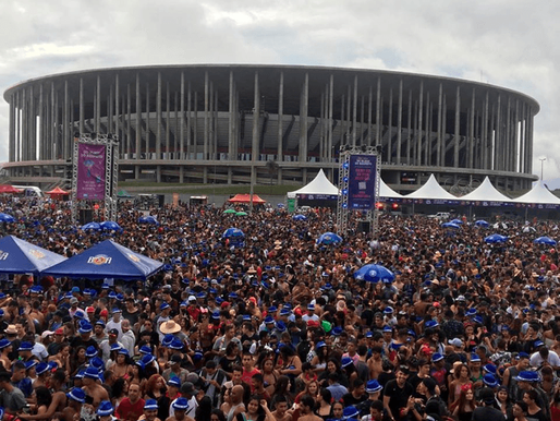 BEMMEB Bloco do Bem abre o carnaval sexta (21) com muita música e solidariedade