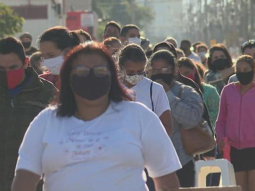 Após 165 mortes, GDF endurece regras de isolamento em Ceilândia e região