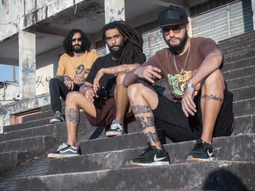 """Cerrado Crew: Grupo de Ceilândia retorna com single de """"De Volta Pro Futuro"""""""