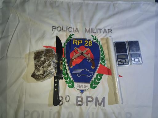Homem é morto a tiros na QNN 05, em Ceilândia