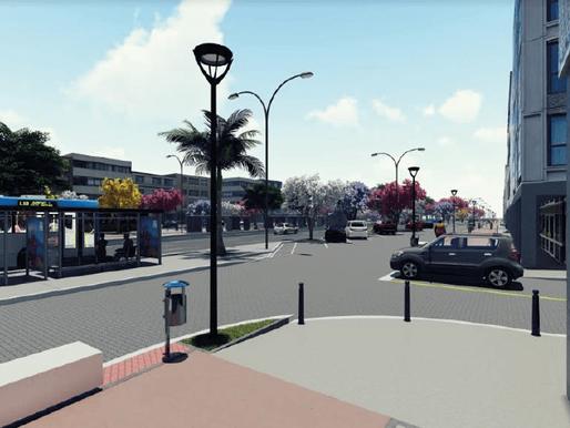 Aprovado projeto para nova etapa do BRT na Avenida Hélio Prates