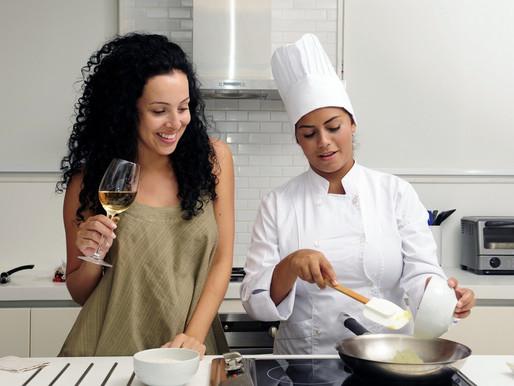 Curso de Gastronomia EAD é um dos mais buscados por estudantes em 2020.1