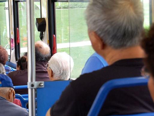 Agora é definitivo: idosos têm direito à gratuidade em todos os assentos no transporte público