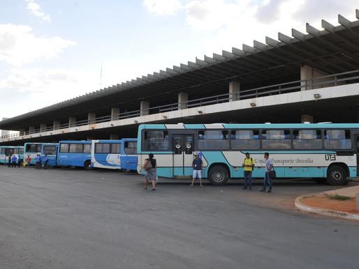 Touring fecha e ônibus do Entorno vão para Rodoviária