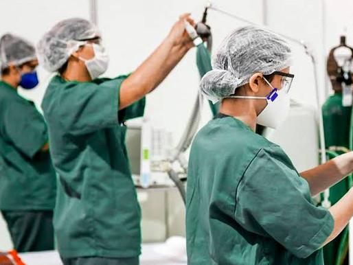 Saúde prorroga inscrições ao processo seletivo emergencial