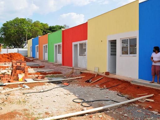 Famílias em situação de vulnerabilidade social vão ganhar casas populares