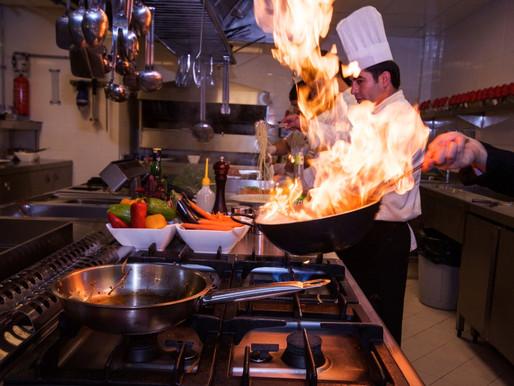 Oportunidades de empregos em restaurantes no DF