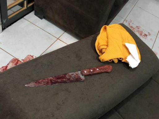 Homem é preso após tentar matar mulher em Brazlândia