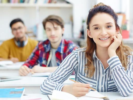 Estudantes reconhecem o valor do incentivo para sua formação