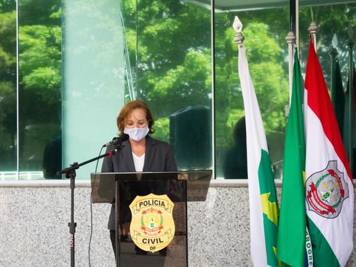 Delegada Adriana Romana: a missão de um atendimento de excelência em Ceilândia