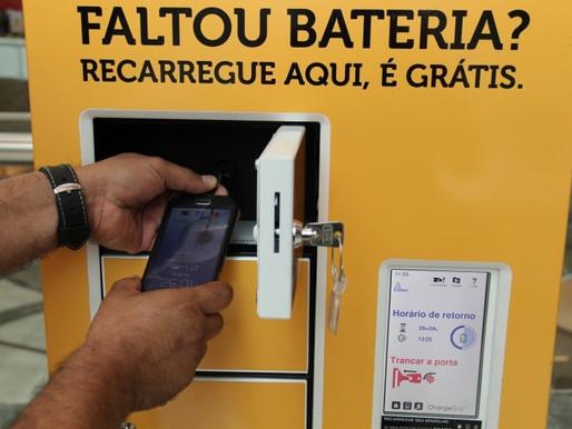 MPDFT emite alerta sobre os riscos do uso de carregadores públicos de smartphones