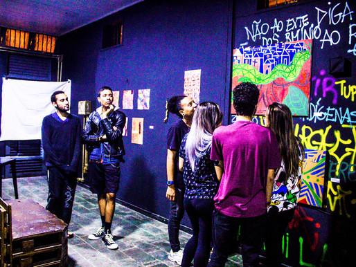 Programa Arte Ocupação do DF lança chamamento público para jovens artistas