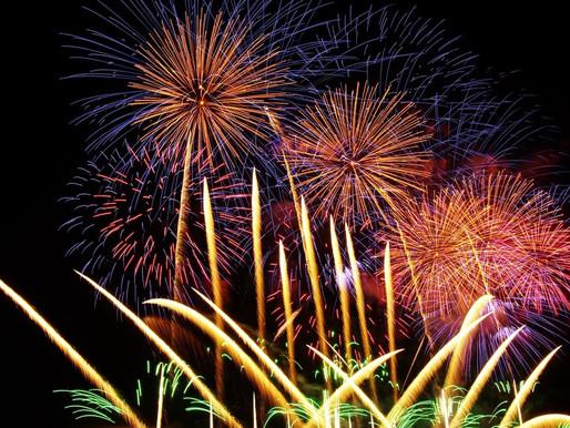 Fogos de artifício com estampido estão proibidos no DF