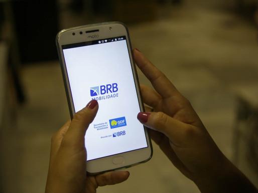 BRB Mobilidade tem nova versão de aplicativo