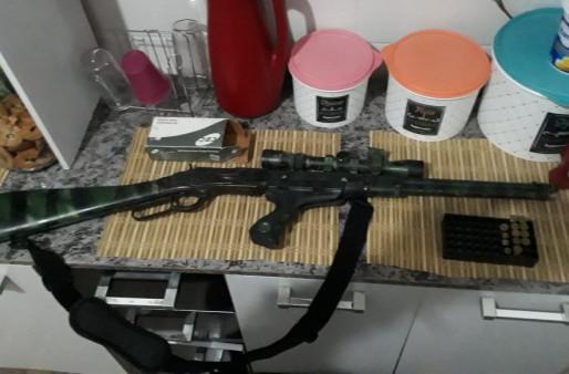 PCDF prende quadrilha que alugava e vendia armas para criminosos