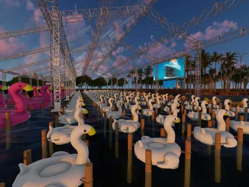 Coluna 061: Brasília recebe primeiro festival flutuante do país