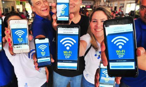 'Wi-Fi Social' chega ao Hospital Regional de Ceilândia