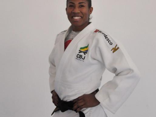 Ceilandense Ketleyn Quadros é convocada para o Mundial de judô