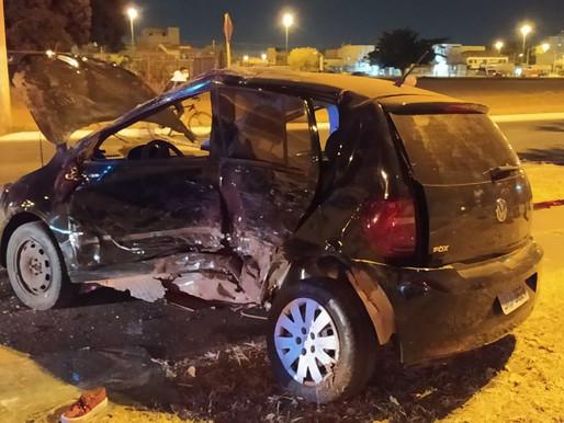 Motorista bêbado bate em carro e mata mulher em Ceilândia