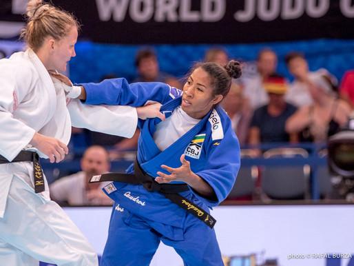 Ceilandense Ketleyn Quadros vai treinar e competir na Europa