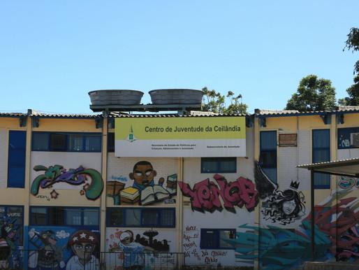 Centros de Juventude do DF tem atividades suspensa afetando 1000 alunos diretamente