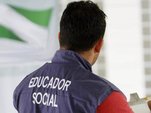 Abertas 4.482 vagas para educador social voluntário