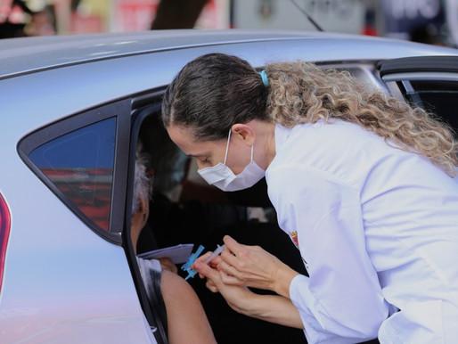 Pandemia: Segunda dose da vacina só para quem recebeu a primeira no DF