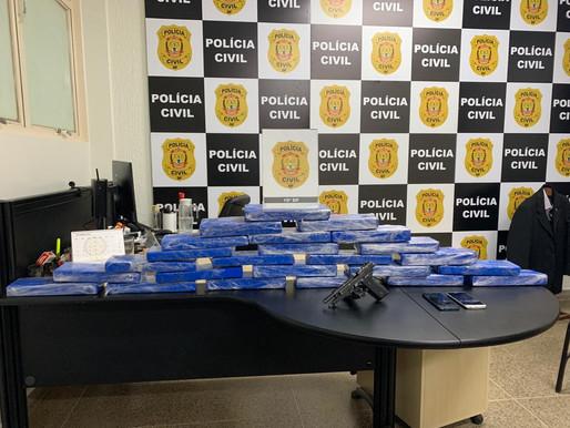 PCDF prende falso policial que sequestrava e extorquia traficantes em Ceilândia