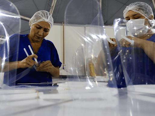 Brasil tem 5.385 novos casos de covid-19 e 474 mortes nas últimas 24 horas