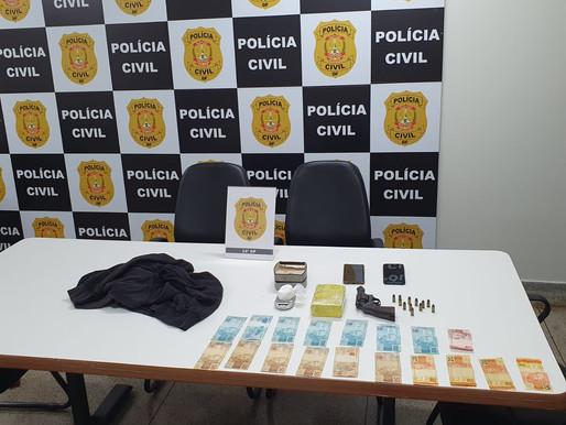 Polícia prende suspeitos de homicídio em Ceilândia