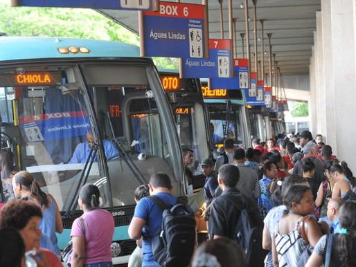 GDF volta atrás e diz que Terminal Metropolitano do Entorno continua recebendo passageiros