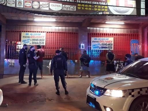 Governo interdita nove estabelecimentos comerciais em Ceilândia e Sol Nascente