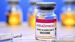 Segunda dose da vacina AstraZeneca será adiantada em uma semana