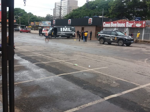 Motorista de aplicativo atropela e mata passageiro em Ceilândia