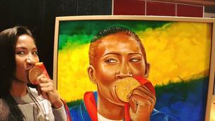Perto da estreia na Olimpíada, Ketleyn perdeu medalha quando começou no judô