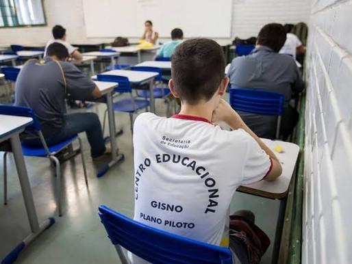 Aulas presenciais nas escolas públicas do DF voltam em 2 de agosto